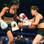 Farinaz-Lari-Kickboxing-Toronto
